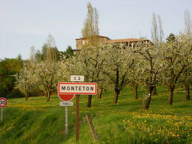 Commune Monteton