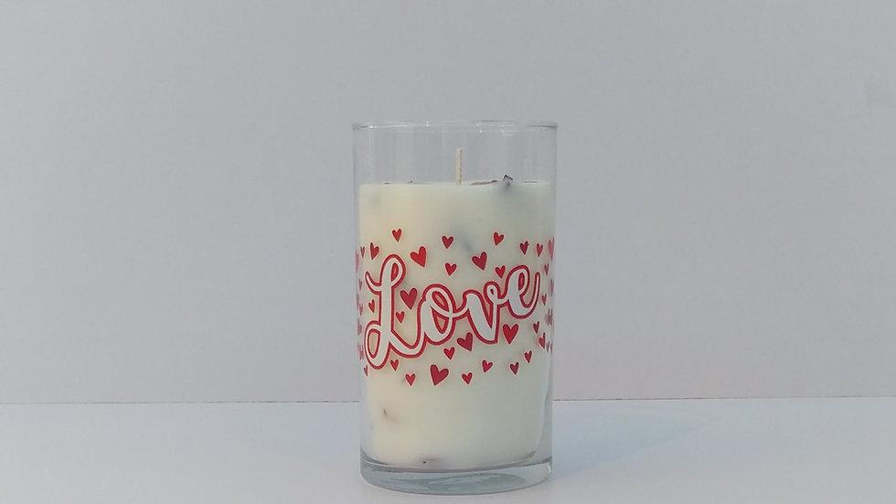 Valentine's Day Stem Jar