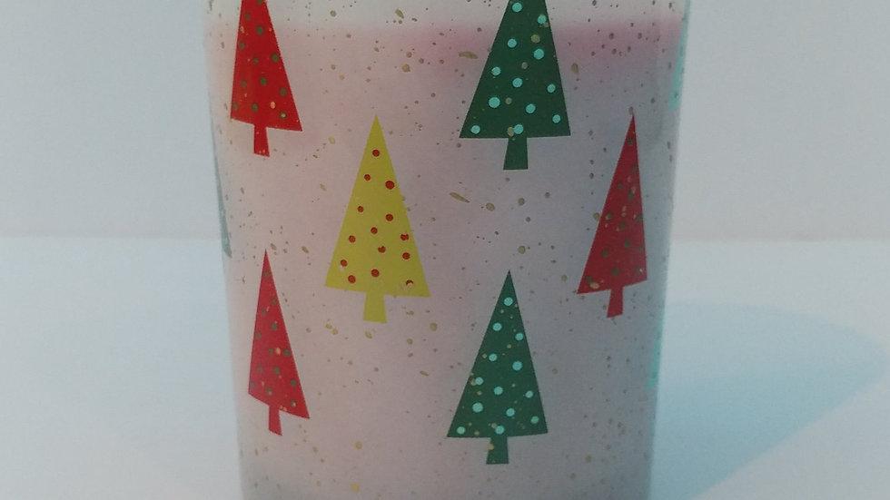 Frosted Xmas Jar (Large)