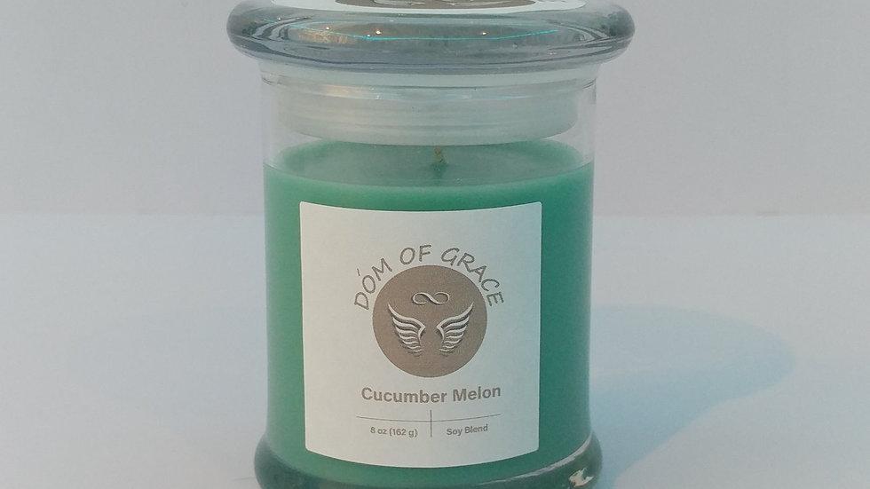 8 oz. Modern Jar - Cucumber Melon