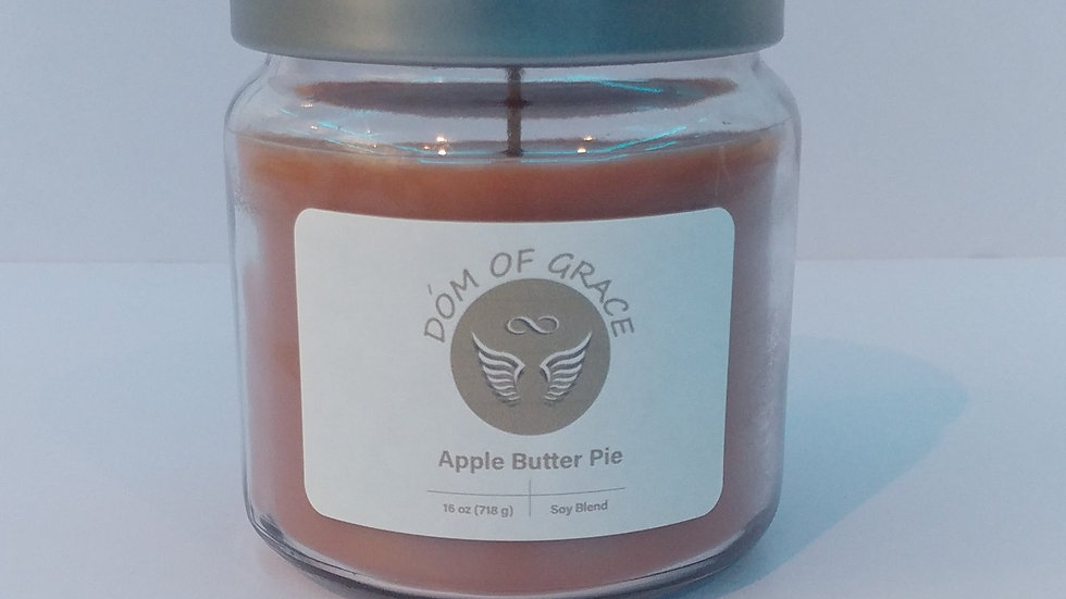 16 oz. Jar - Apple Butter Pie
