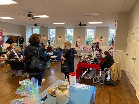 Brookside Community Center 11/21/2020