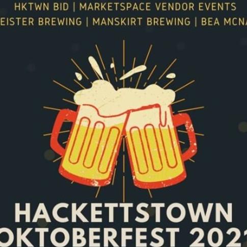 Hackettstown Oktoberfest 2021