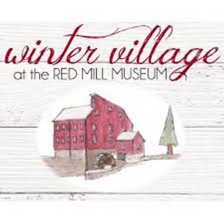 Red Mill Museum Winter Village