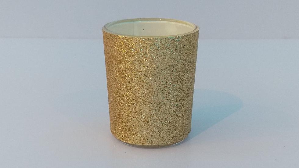 Gold Shot Glass