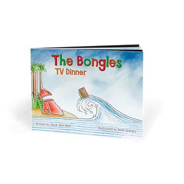 TV Dinner Book - The Bongles
