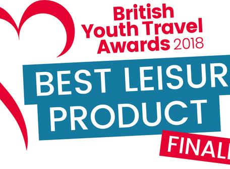 British Youth Travel Award