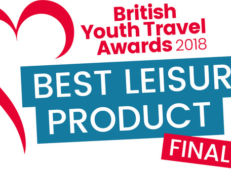 British Youth Travel Award