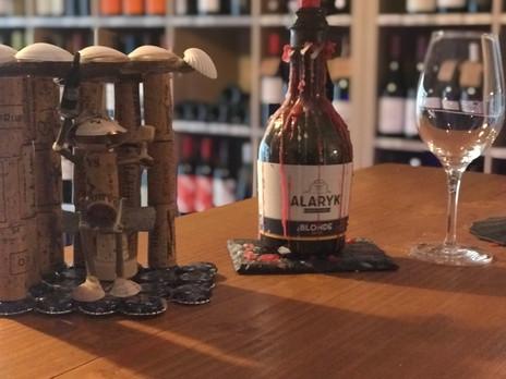 Alaryk bière Les Amis de Bacchus