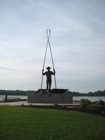 Mississippi River Clammer