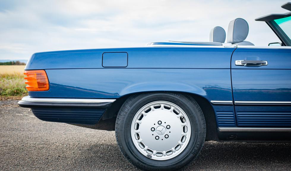 300SL 107 Blue for sale Uk london-9.jpg