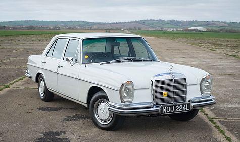 Mercedes W108 280SE For Sale UK London