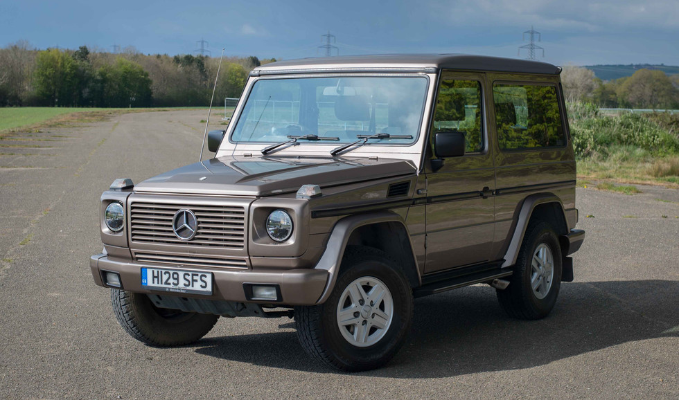 Mercedes W463 300GE For Sale UK London