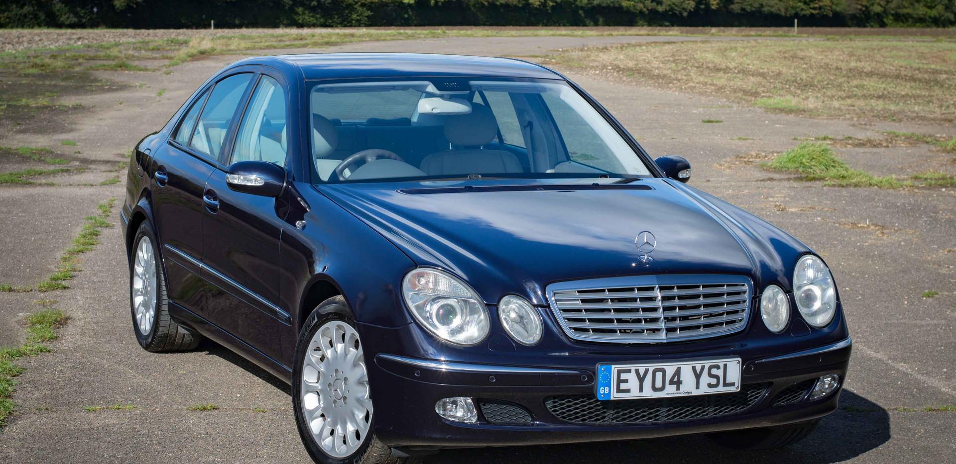 Mercedes E500 For Sale UK London  (28 of