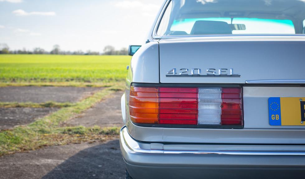 W126 420SEL E3TGW For Sale London-12.jpg