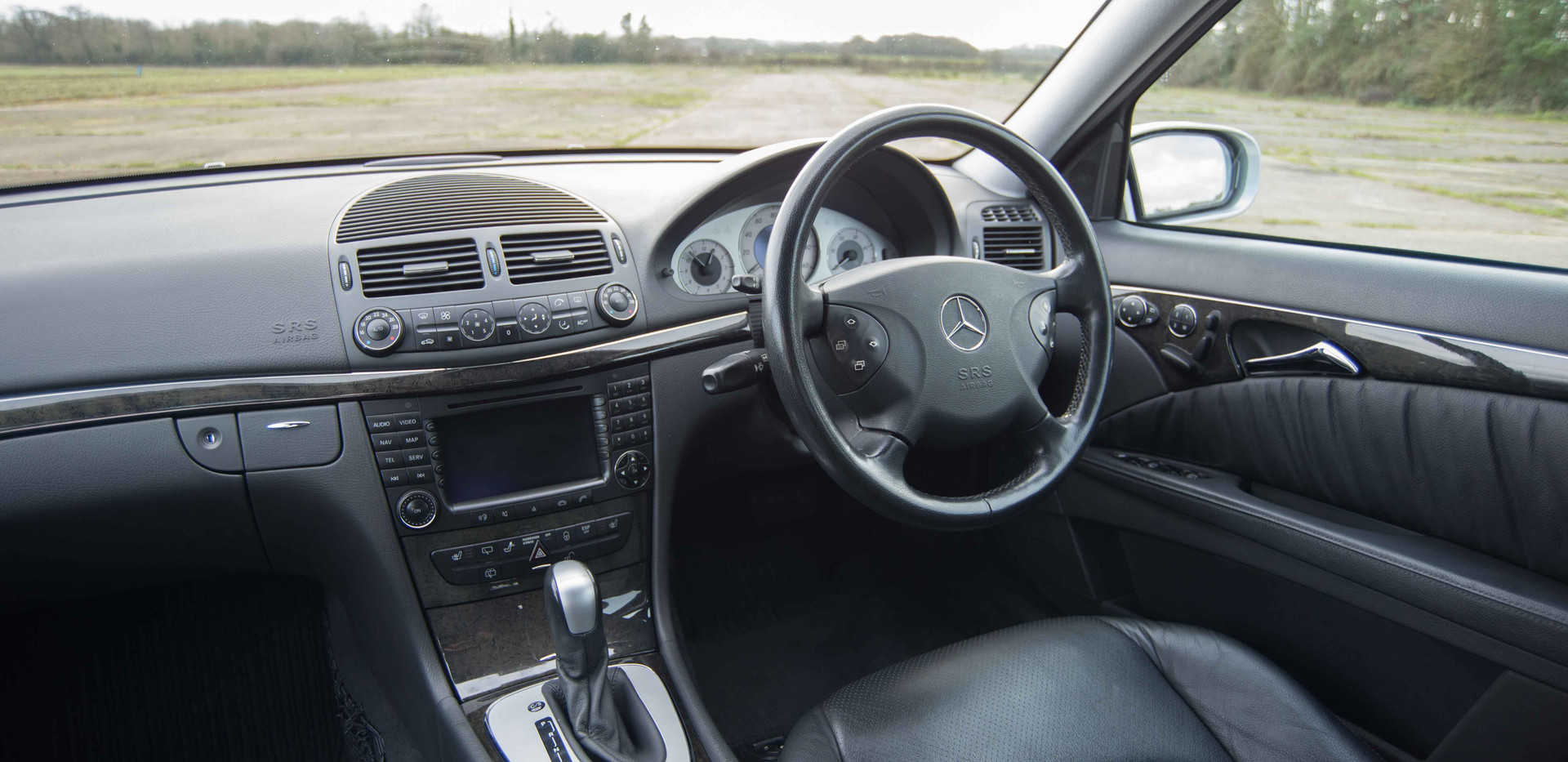 Mercedes E320CDI For Sale UK London  (25