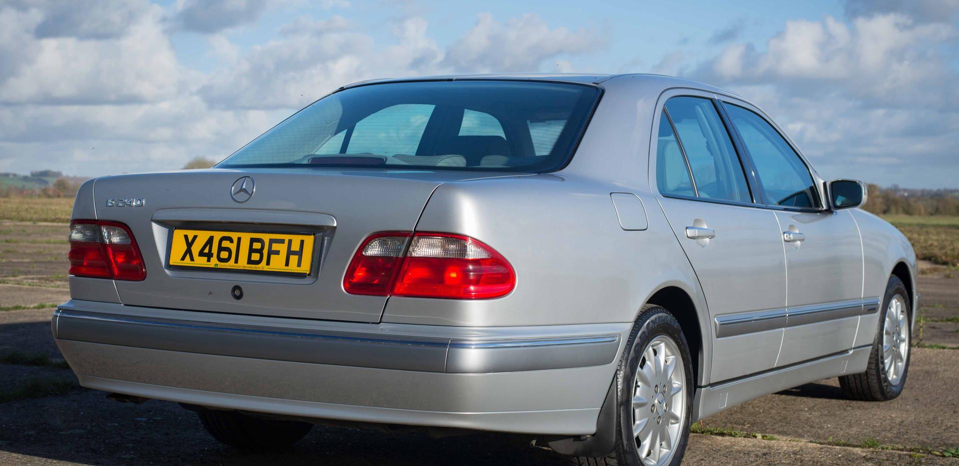 Mercedes E240 For Sale UK London  (32 of