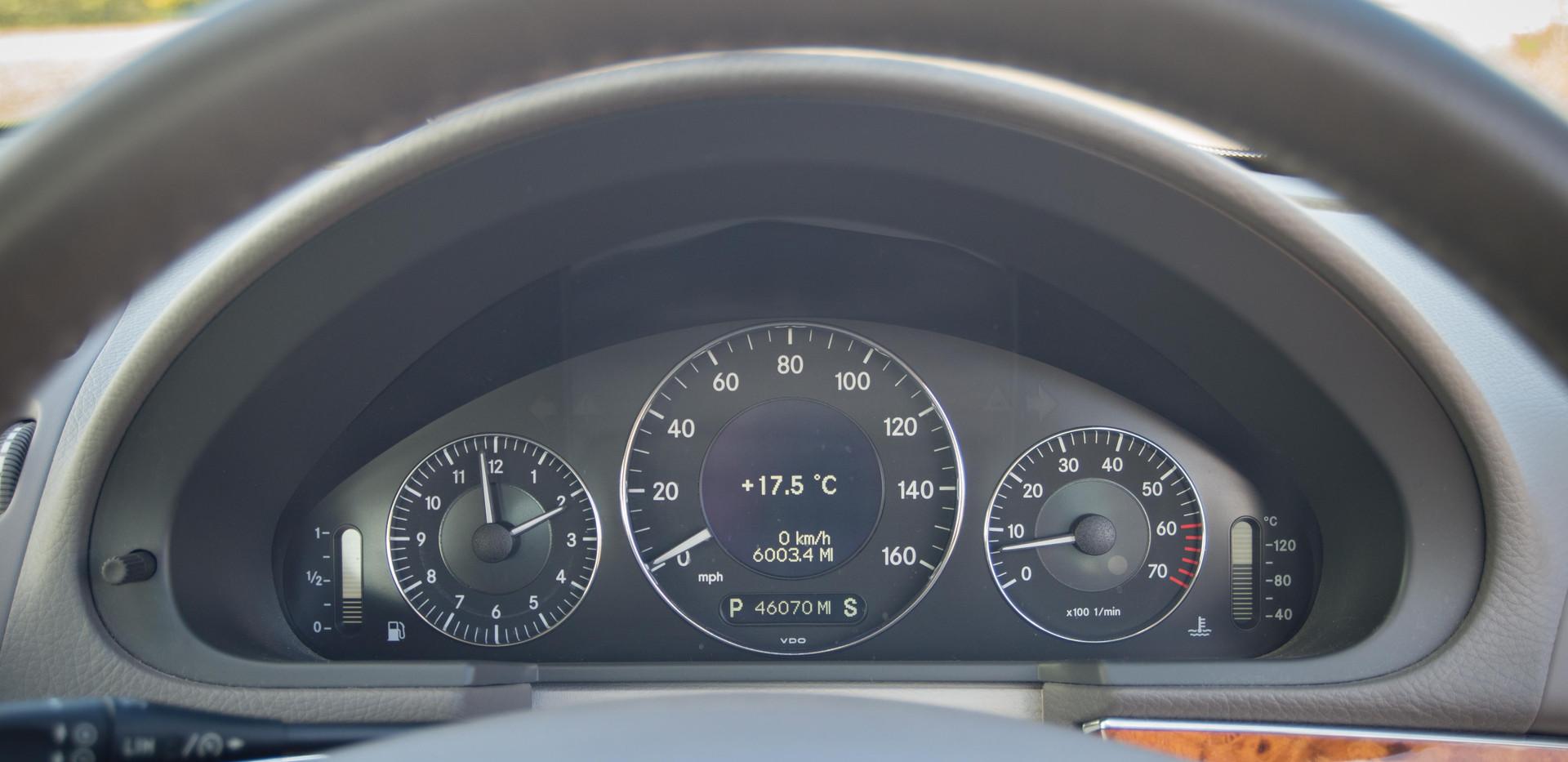 Mercedes E500 For Sale UK London  (30 of