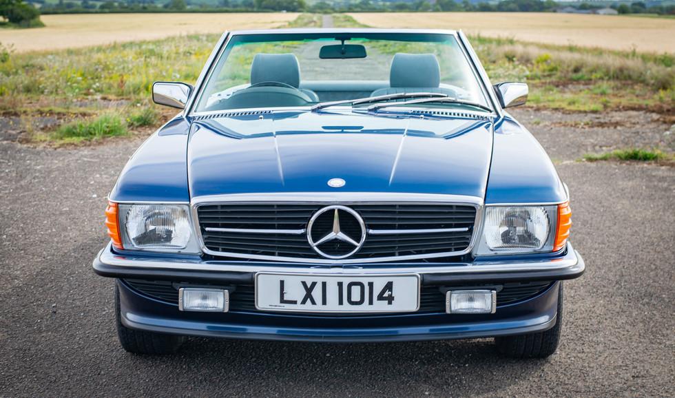 300SL 107 Blue for sale Uk london-3.jpg