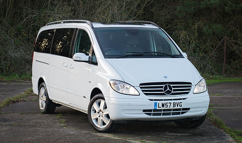 Mercedes V350 For Sale UK London  (2 of