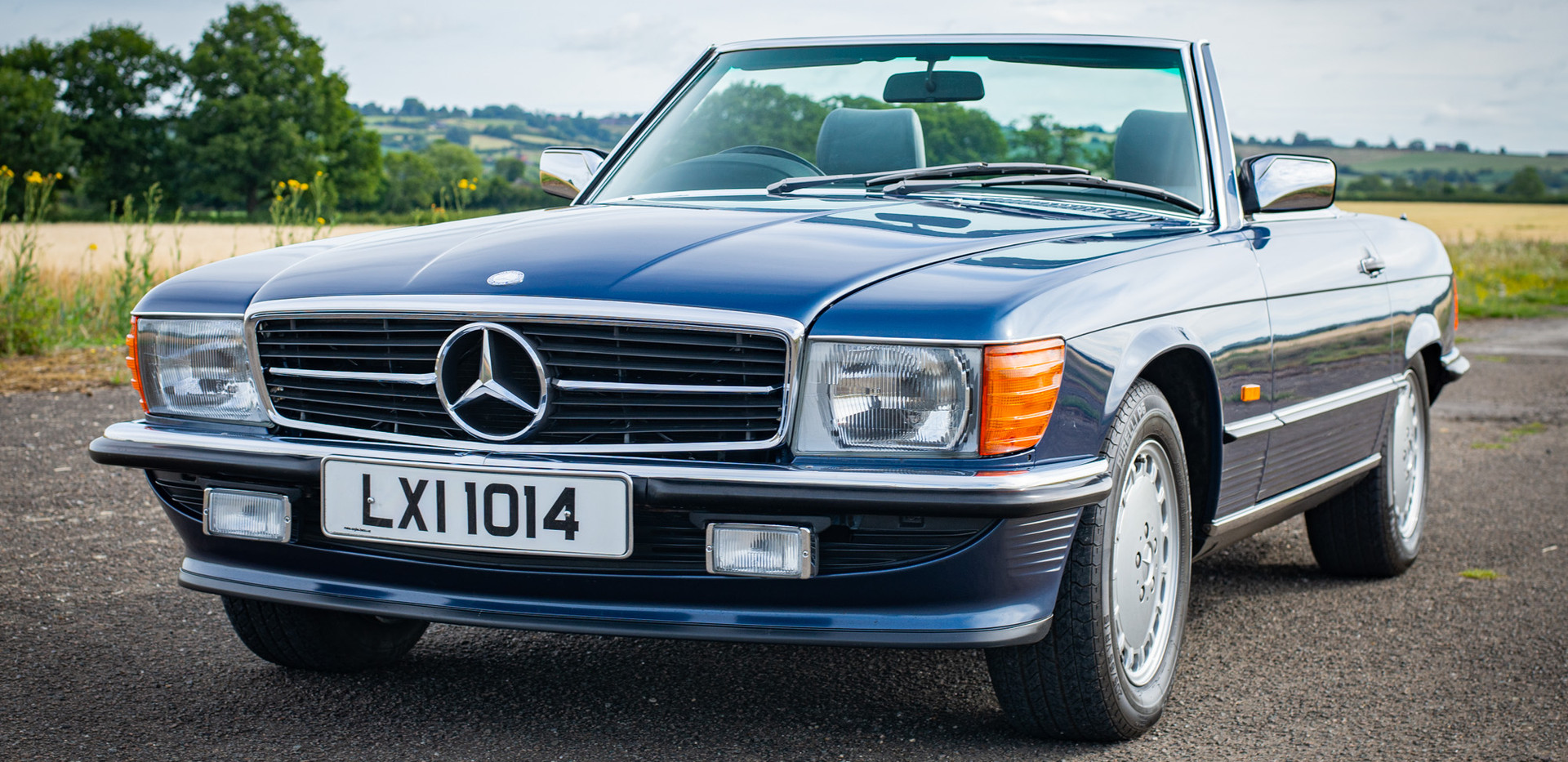 300SL 107 Blue for sale Uk london-6.jpg