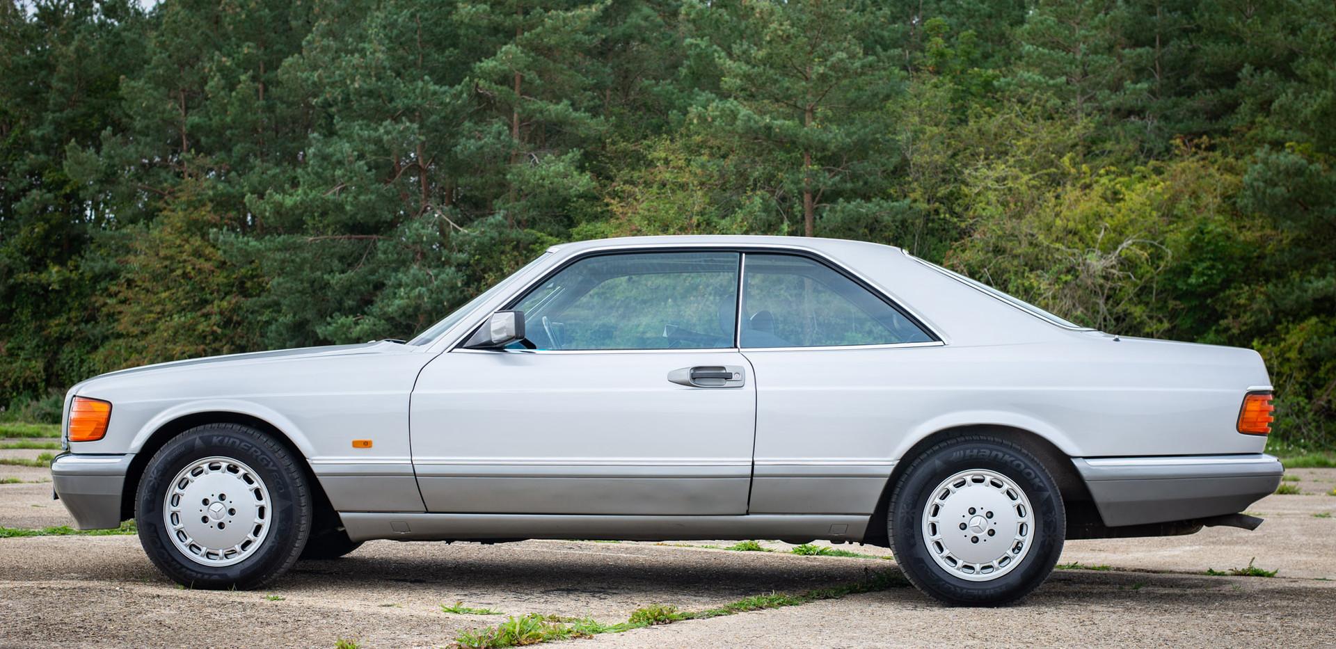 W126 420SEC - Uk for sale london-22.jpg