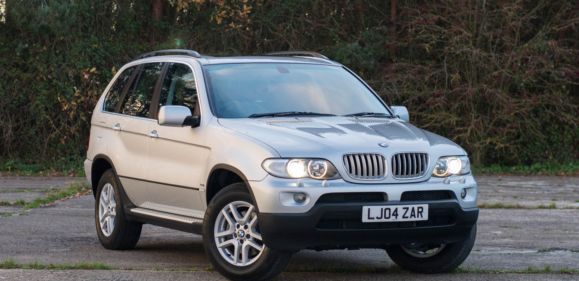 BMW E53 X5 4.4i For Sale UK London  (39