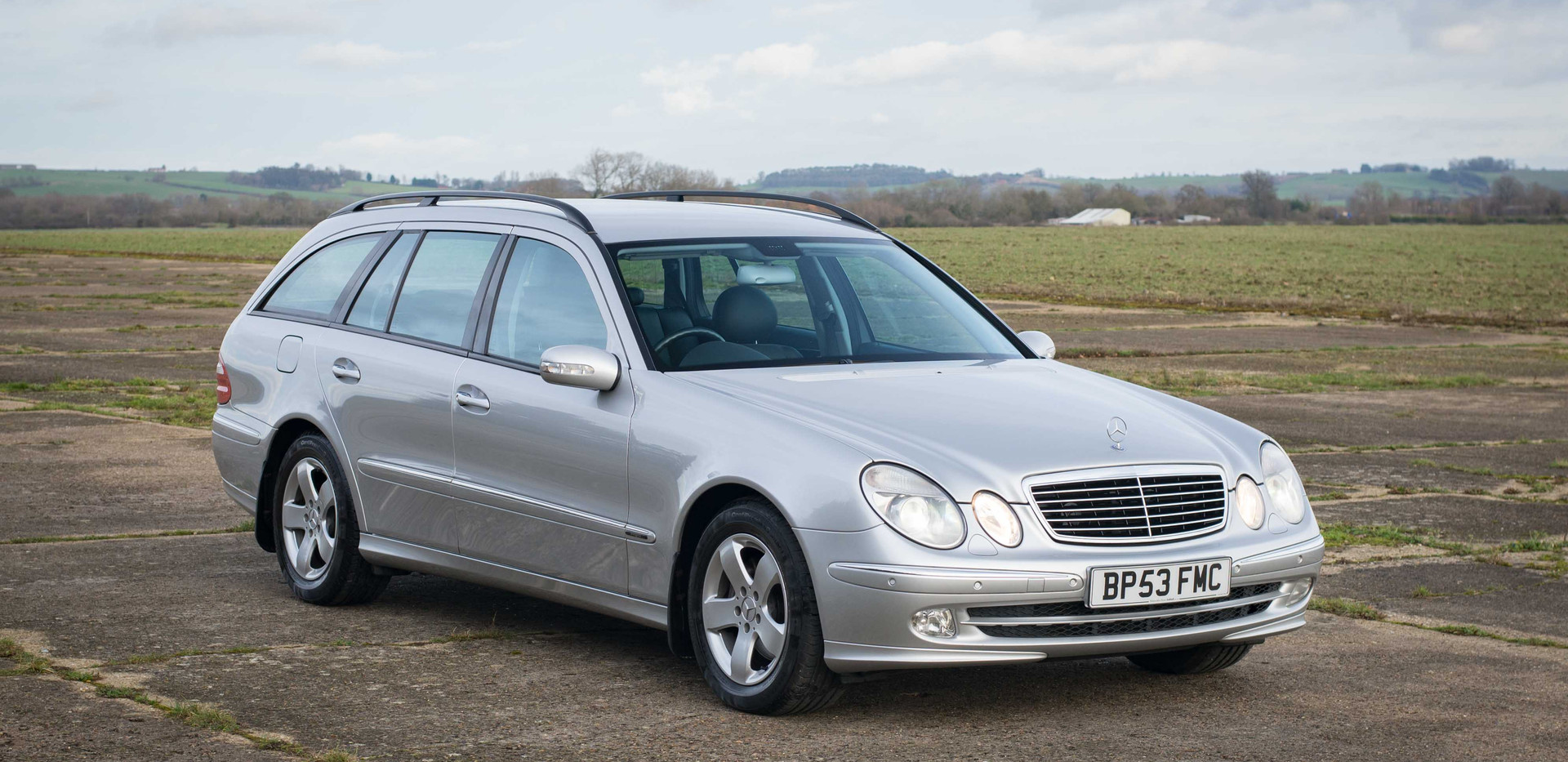 Mercedes E320CDI For Sale UK London  (46