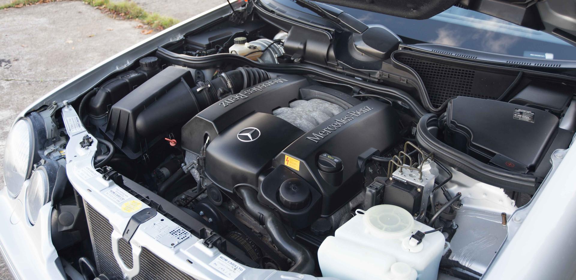 Mercedes E240 For Sale UK London  (78 of