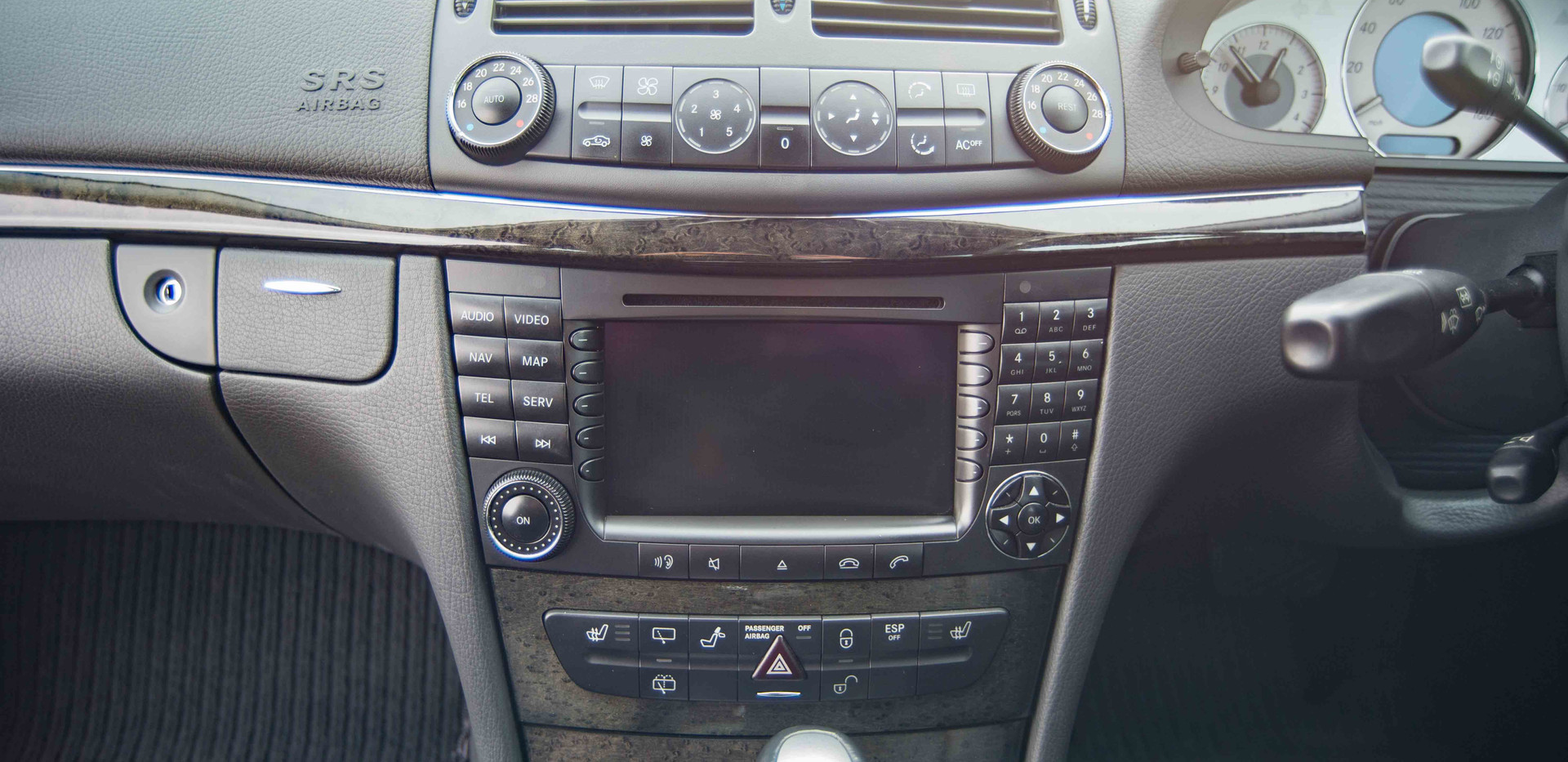 Mercedes E320CDI For Sale UK London  (23