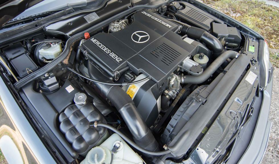 Mercedes R129 500SL For Sale UK London