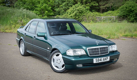 Mercedes W202 C43 AMG For Sale UK London