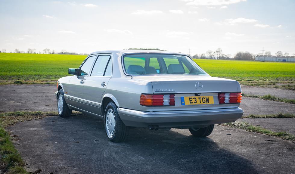 W126 420SEL E3TGW For Sale London-10.jpg