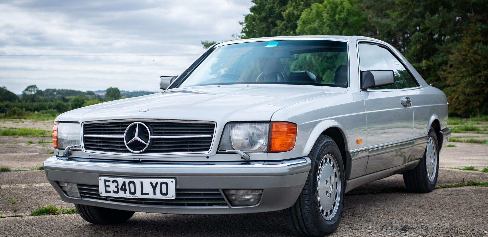 W126 420SEC - Uk for sale london-5.jpg