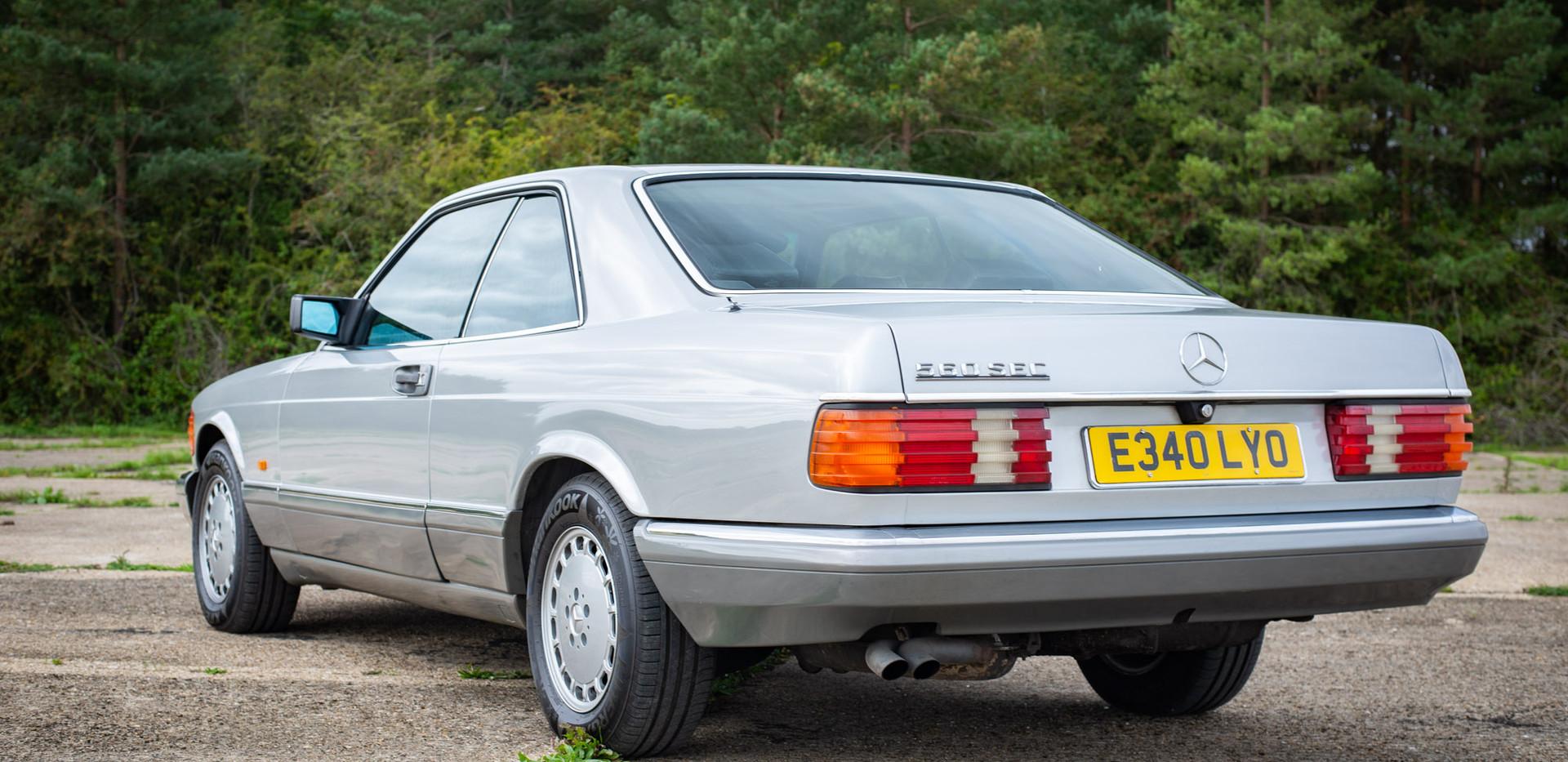 W126 420SEC - Uk for sale london-16.jpg