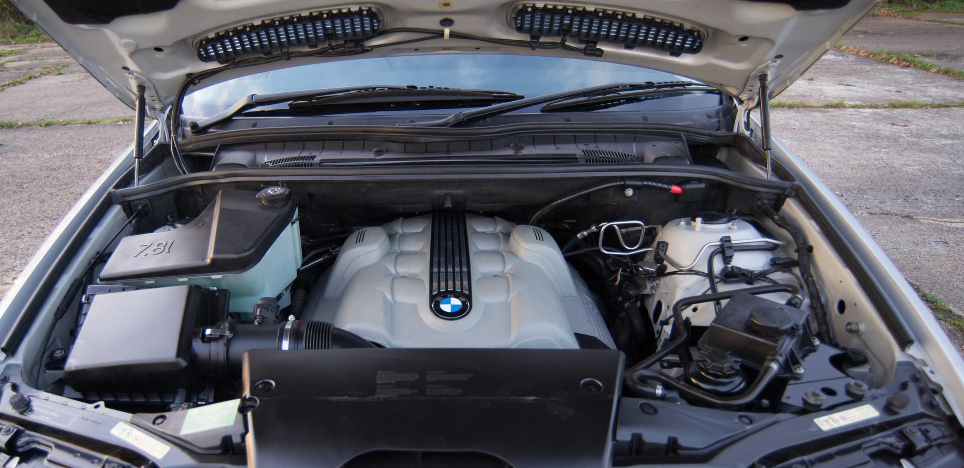 BMW E53 X5 4.4i For Sale UK London  (20