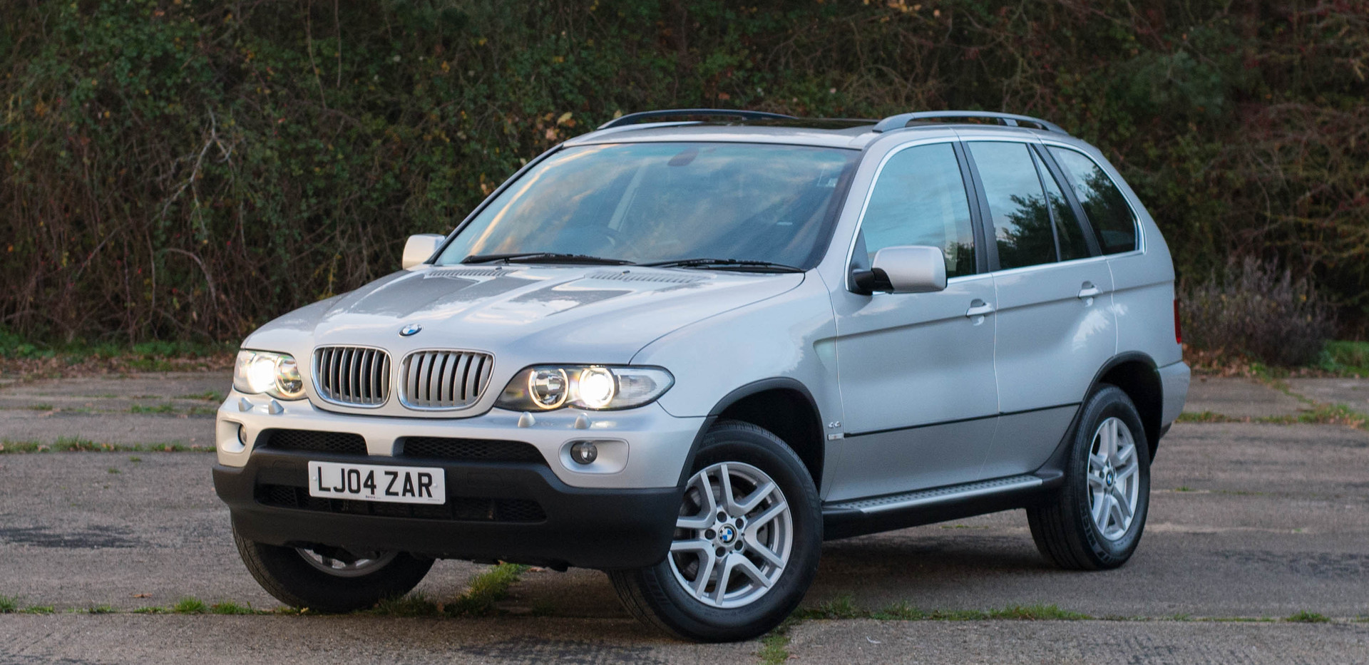 BMW E53 X5 4.4i For Sale UK London  (40