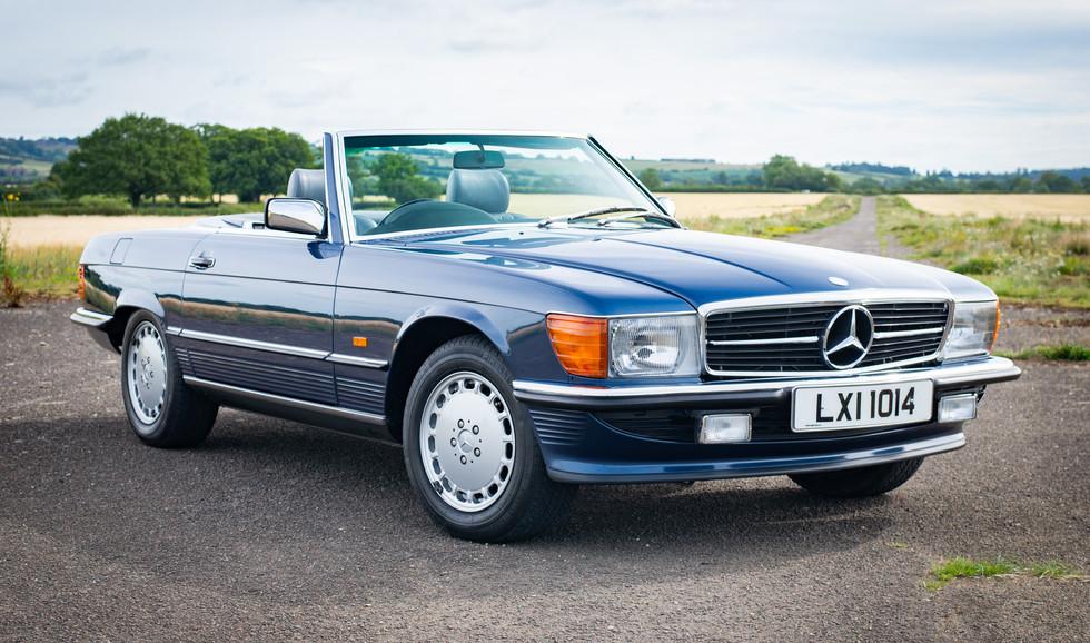300SL 107 Blue for sale Uk london-1.jpg