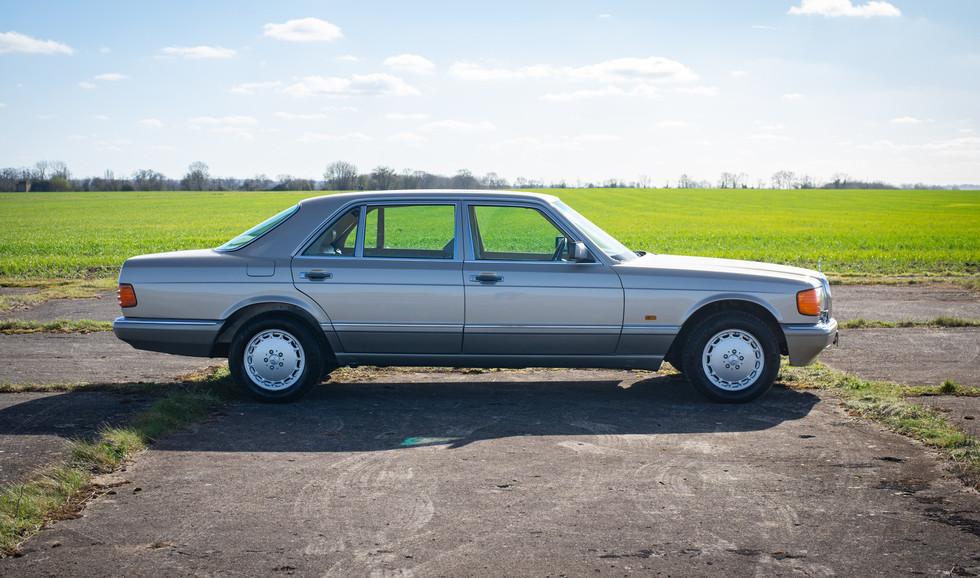 W126 420SEL E3TGW For Sale London-5.jpg