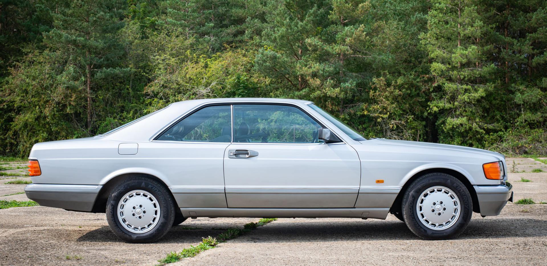 W126 420SEC - Uk for sale london-9.jpg