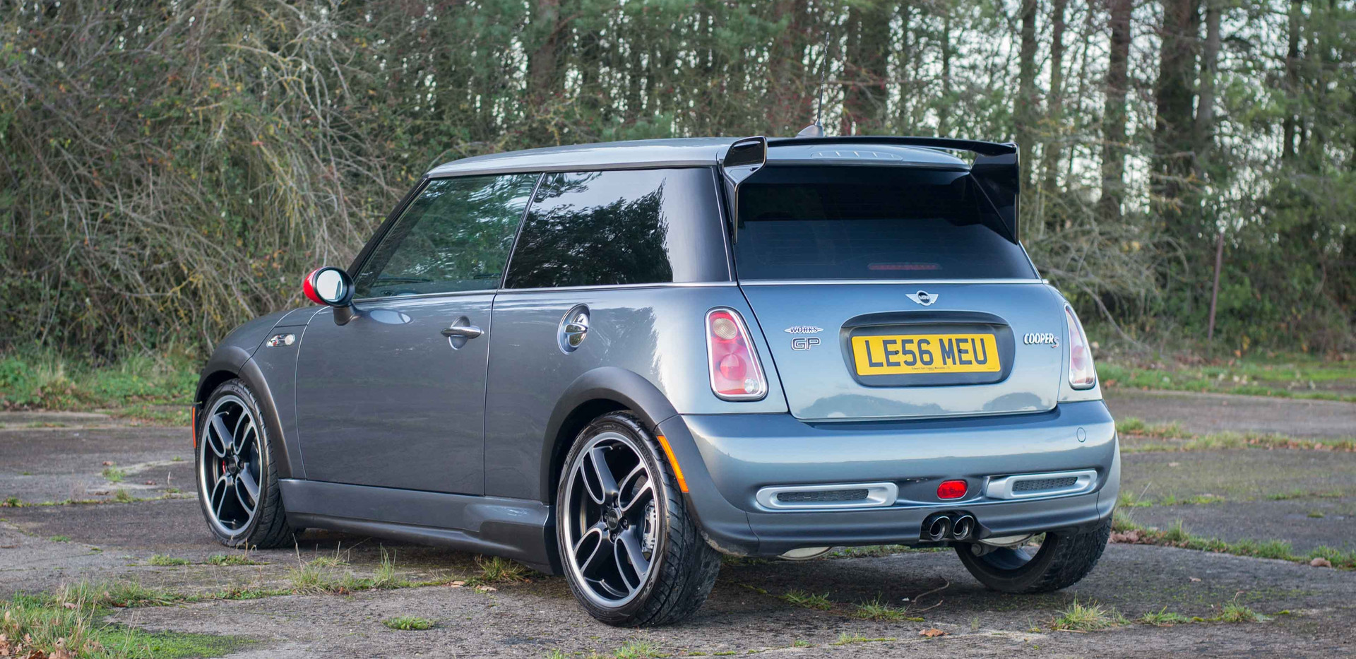 MINI JCW GP For Sale UK London  (42 of 4