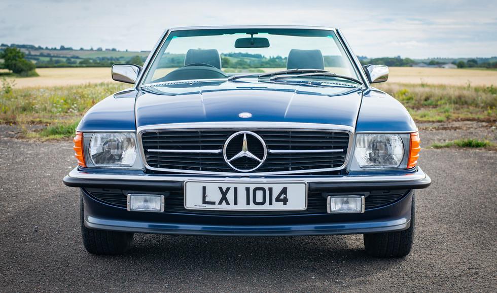 300SL 107 Blue for sale Uk london-4.jpg