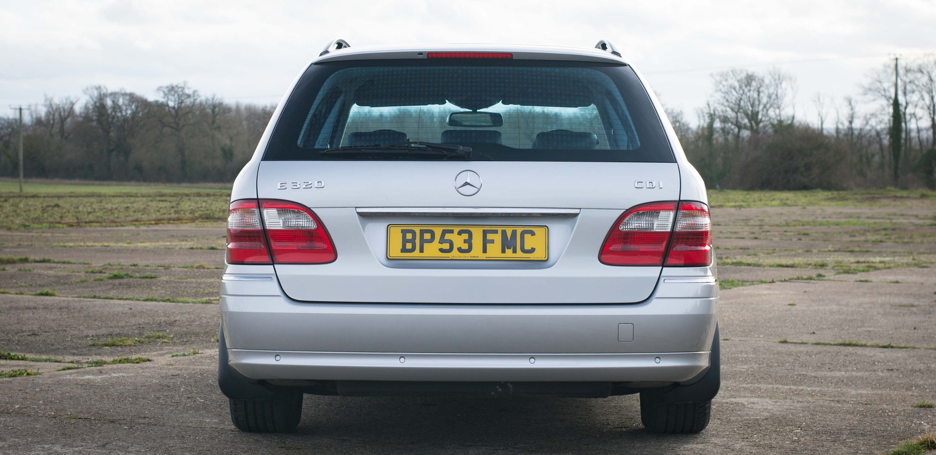 Mercedes E320CDI For Sale UK London  (43
