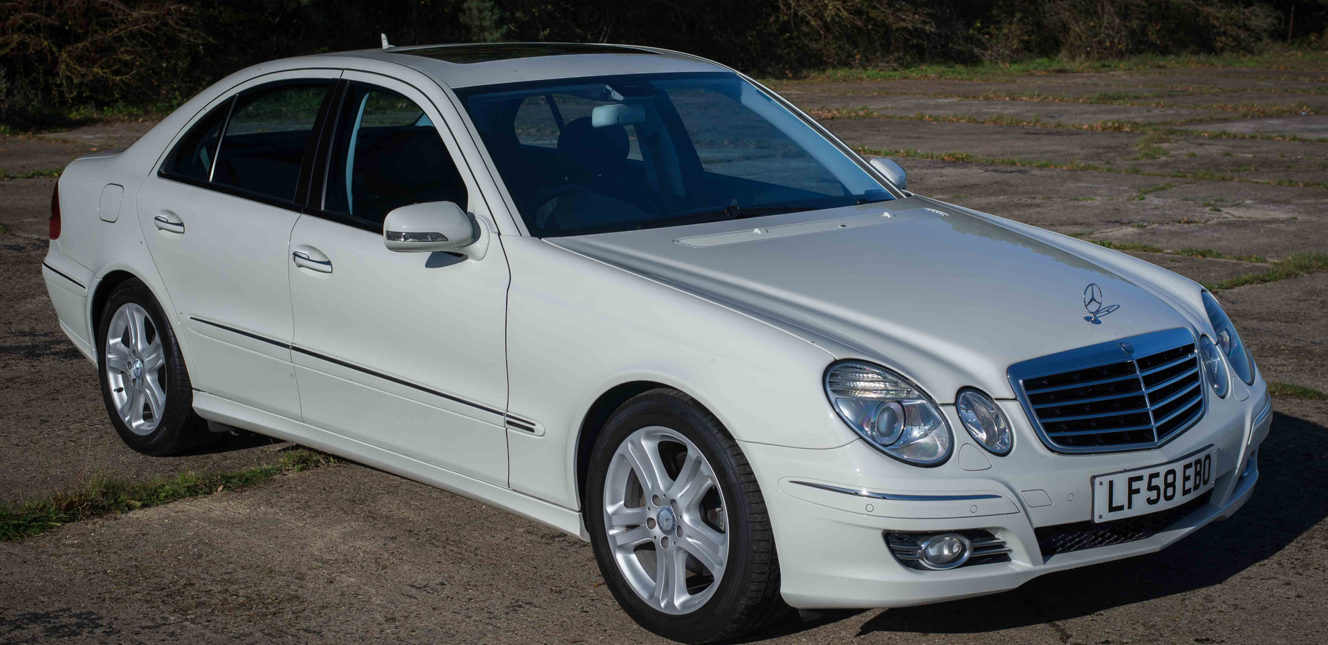Mercedes E350 For Sale UK London  (31 of
