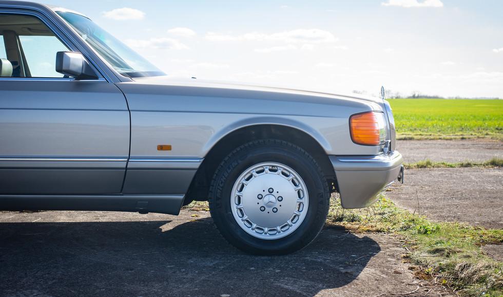 W126 420SEL E3TGW For Sale London-6.jpg
