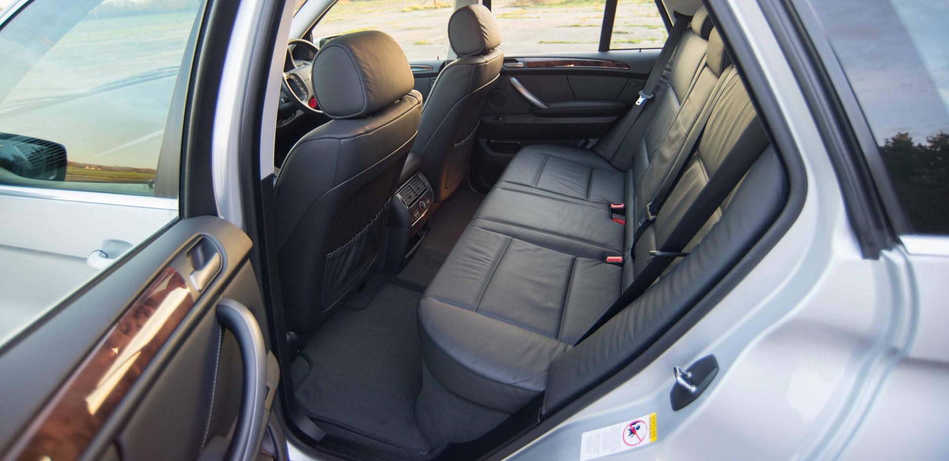 BMW E53 X5 4.4i For Sale UK London  (13