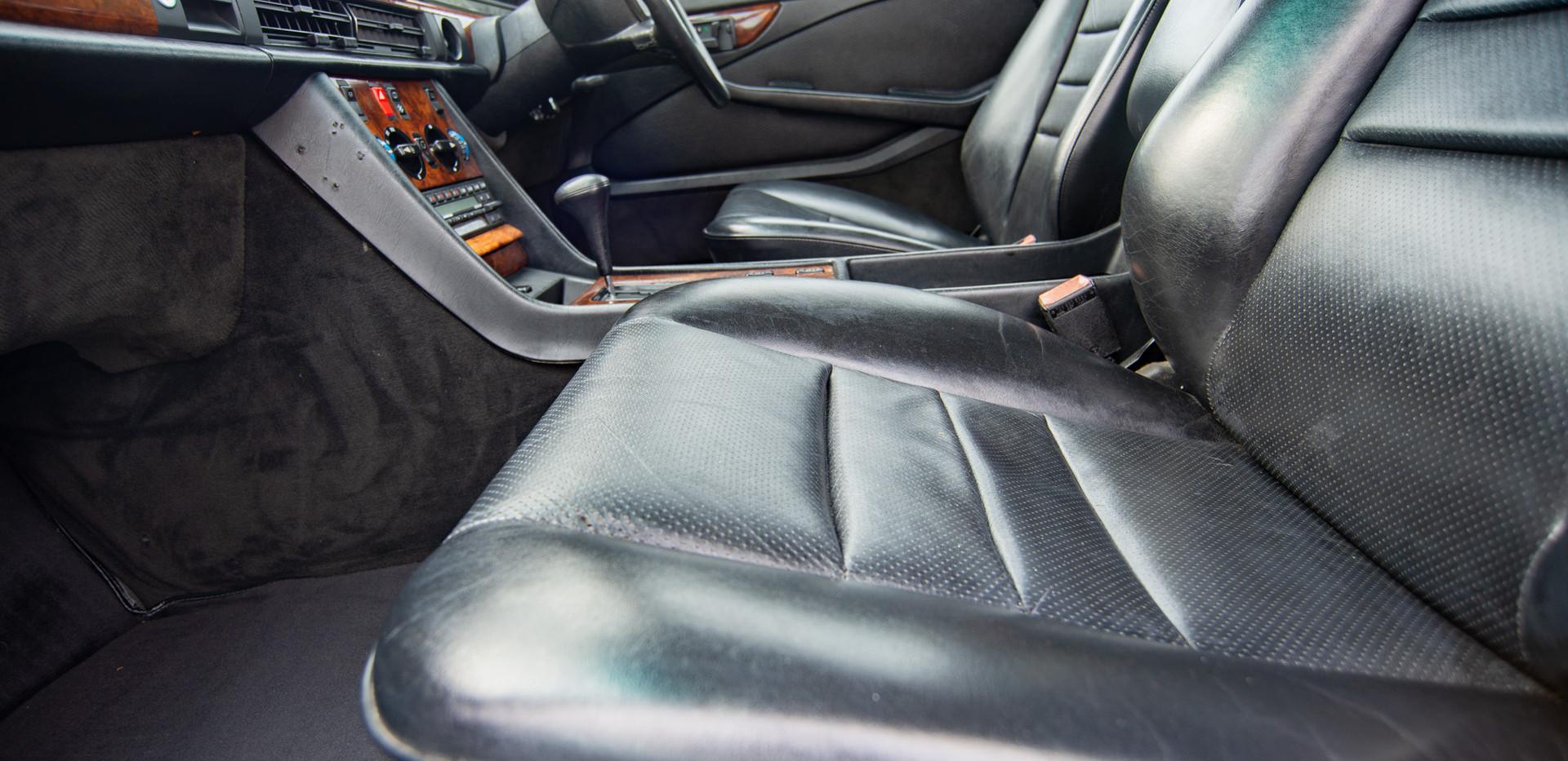 W126 420SEC - Uk for sale london-40.jpg