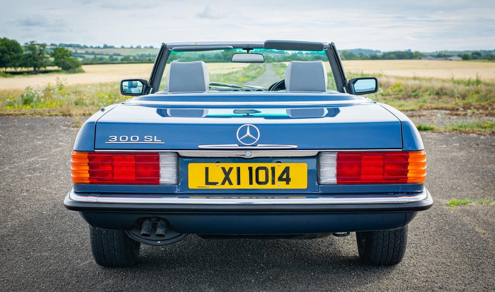 300SL 107 Blue for sale Uk london-14.jpg