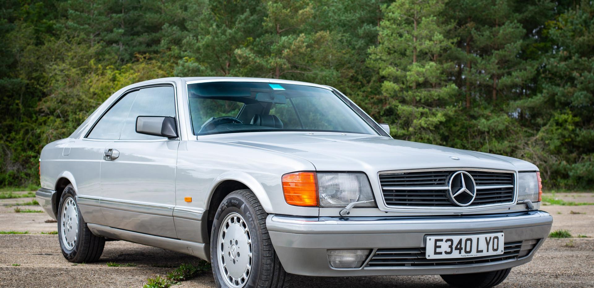 W126 420SEC - Uk for sale london-7.jpg