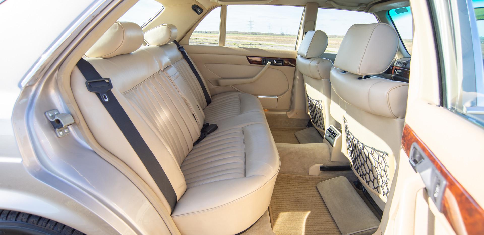 W126 420SEL E3TGW For Sale London-24.jpg